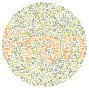 Ishihara Plate Generator (Color blindness test)